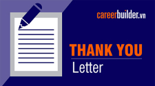 Career AdviceResume Template Thank You Letter