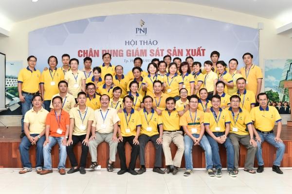 Hội thảo Chân dung giám sát sản xuất