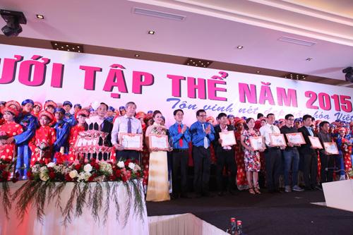 PNJ tặng 100 cặp nhẫn cưới cho công nhân