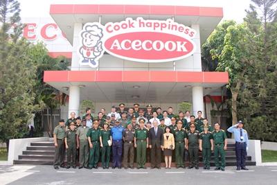 Teambuilding dành cho Cán bộ Quản lý toàn quốc - Madagui - 2015