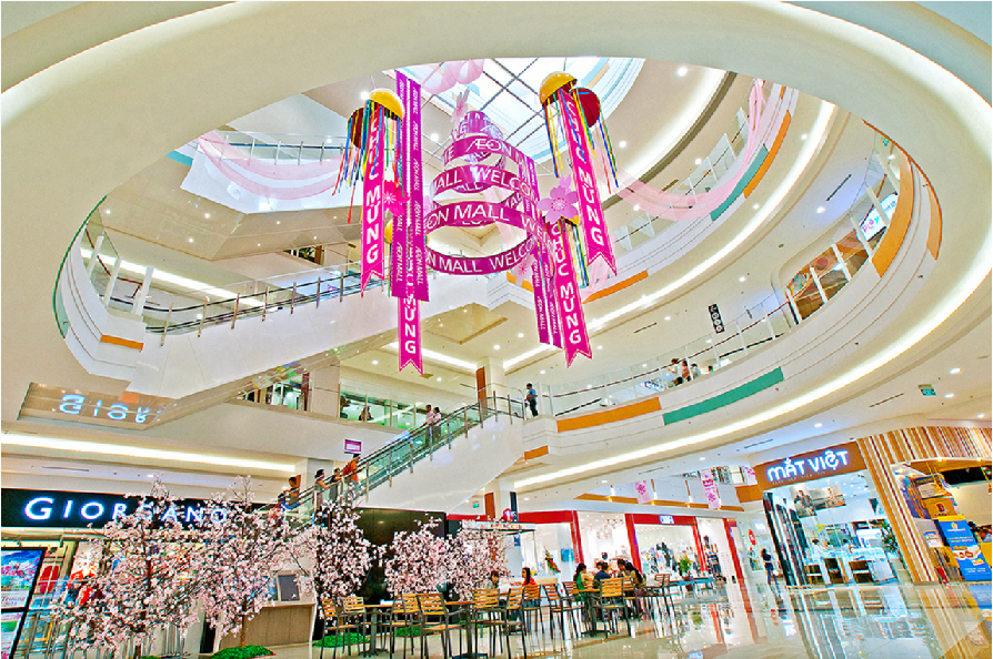 Sales Deputy Manager (Aeon Mall Ha Dong)