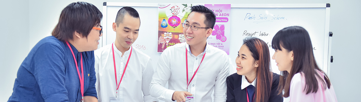 Administration Executive (Aeon Mall Ha Dong)