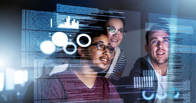Nhân viên Xây dựng và Quản lý Giải pháp Công nghệ thông tin