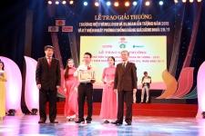 BID Việt Nam đạt giải Thương hiệu Vàng - Logo và Slogan ấn tượng 2015