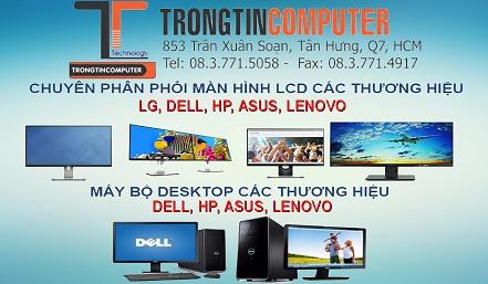 Thông báo tuyển dụng Nhân viên Kinh Doanh, Kế Toán, Maketing Thị Trường, Maketing Online Công ty Trọng Tín Computer