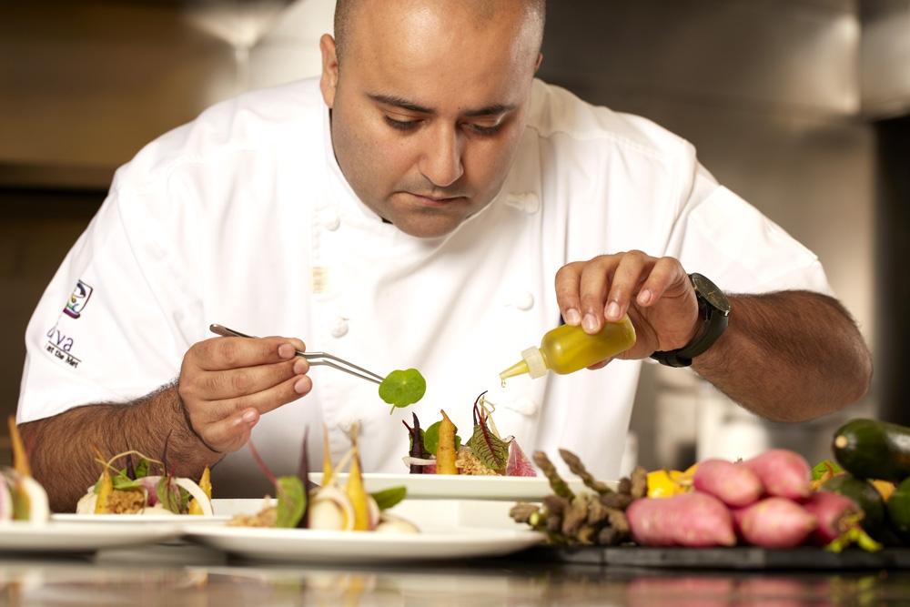Sơ đồ quy trình chế biến và bảo quản thức ăn trong bộ phận Bếp