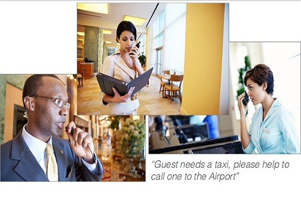 Kỹ năng sử dụng máy bộ đàm nhân viên khách sạn cần biết