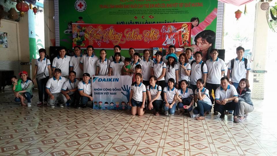 Nhóm Cộng Đồng Daikin Vietnam