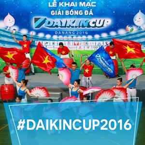 Daikin Football Cup 2016