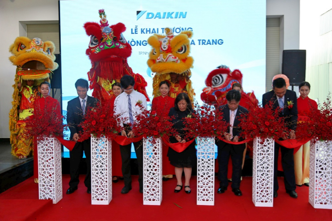 Daikin Vietnam to hold Grand Opening Ceremony for new branch in Nha Trang