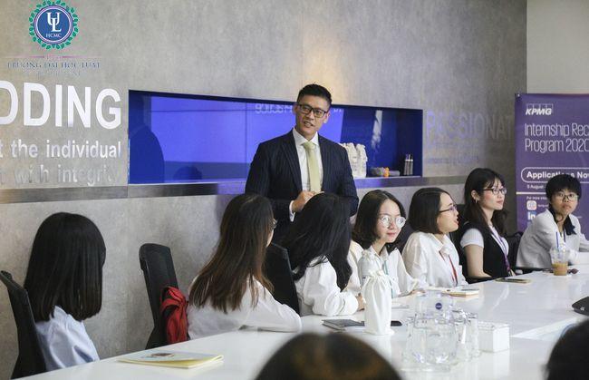 Cơ hội nghề cho sinh viên Luật tại Công ty KPMG Việt Nam