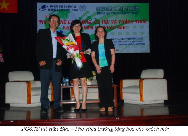 """Bản tin chương trình Nhân vật và Sự kiện, chủ đề """"Thị trường lao động: Cơ hội và thách thức khi Việt Nam gia nhập AEC"""""""