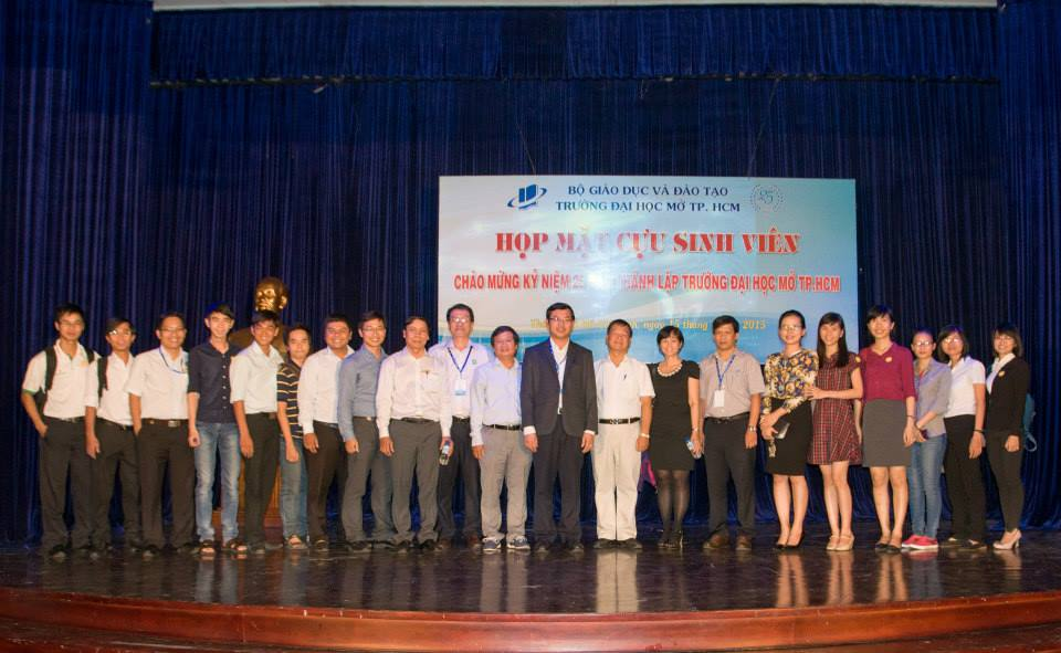 Các văn bản liên quan đến Ban chủ nhiệm Câu lạc bộ Cựu Sinh viên Trường Đại học Mở Tp. Hồ Chí Minh