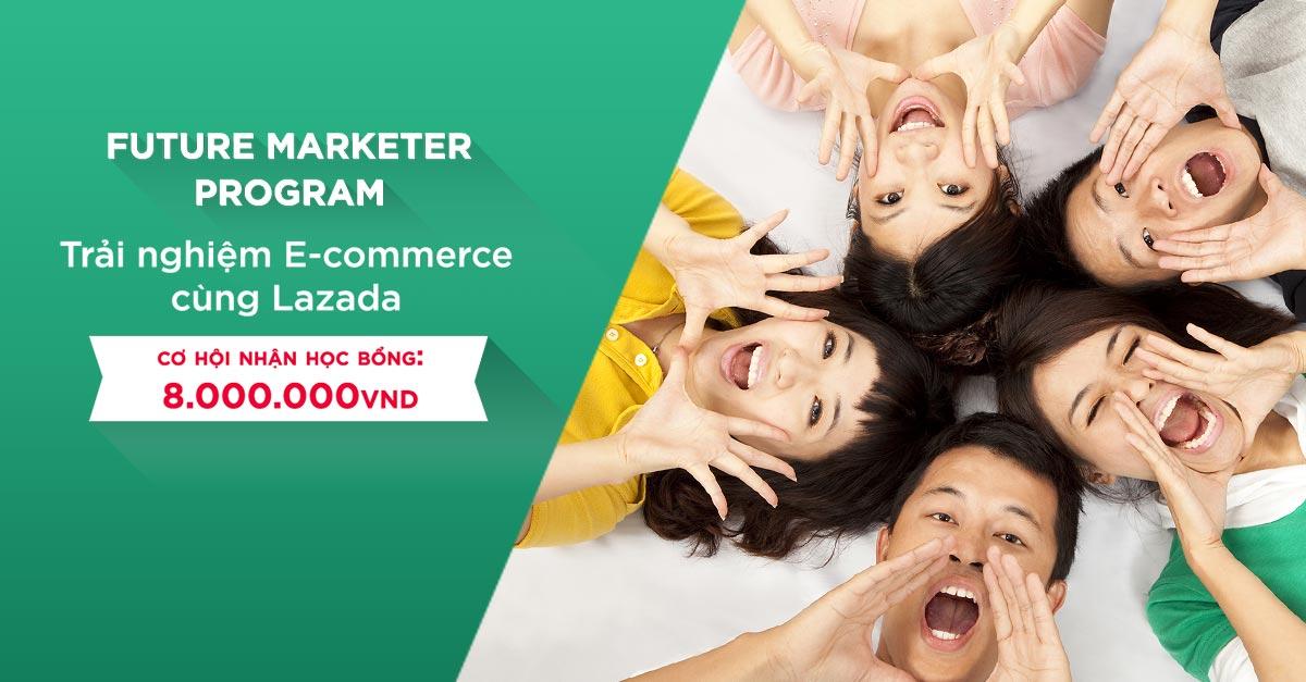 Chương trình Lazada Future Marketer