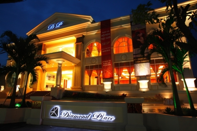 Chương trình tuyển dụng nhân viên làm việc bán thời gian - Hội nghị - tiệc cưới Diamond Place