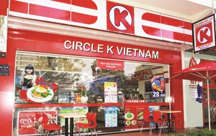 """Chương trình """"Cơ hội nghề nghiệp trong ngành bán lẻ cùng với Circle K"""" (toàn thời gian, bán thời gian, thực tập sinh)"""
