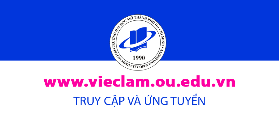 Trường Đại học Mở Thành phố Hồ Chí Minh tuyển dụng nhiều vị trí năm 2017