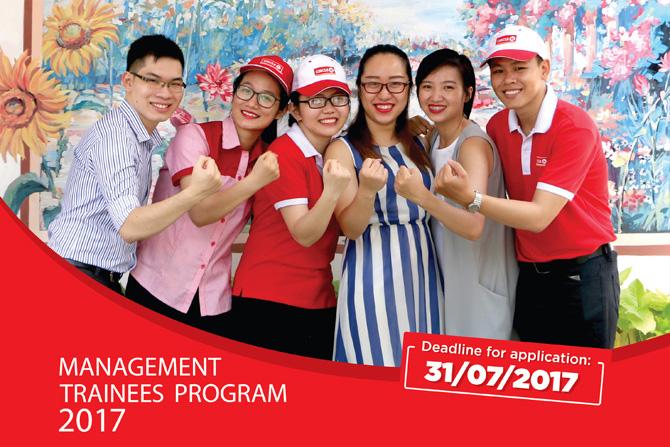 CIRCLE K MANAGEMENT TRAINEE PROGRAM - 2017