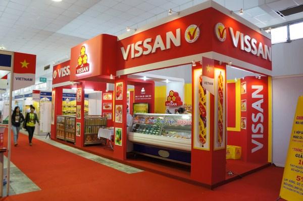VISSAN tuyển dụng 50 Nam nhân viên bán hàng thời vụ Tết 2018 cho Chuỗi cửa hàng thực phẩm VISSAN