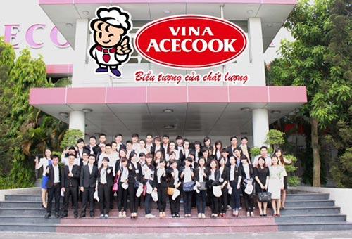 """Đăng ký tham gia chuyến """"tham quan doanh nghiệp – kết nối thực tiễn"""" tại Công ty Cổ phần Acecook Việt Nam"""