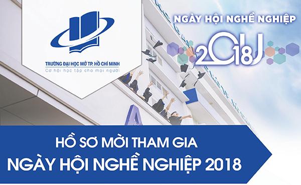 Bộ Hồ sơ Mời doanh nghiệp tham gia Ngày hội nghề nghiệp 2018