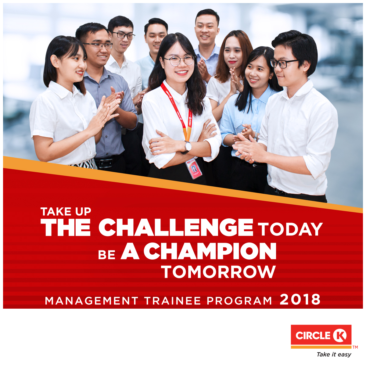 CIRCLE K MANAGEMENT TRAINEE PROGRAM - 2018