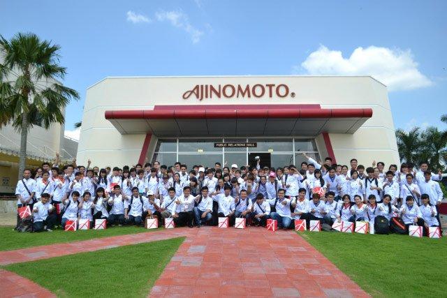 Đăng ký tham gia tham quan doanh nghiệp - Kết nối thực tiễn tại Ajinomoto Việt Nam