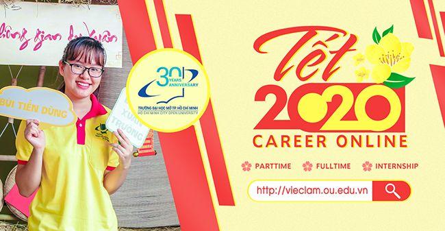 Mùa cao điểm thông tin tuyển dụng trực tuyến - Cuối năm 2019, Tết Nguyên đán Canh Tý 2020.