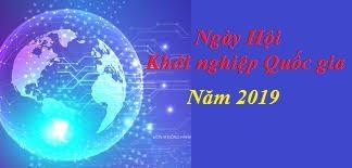 Ngày Hội Khởi nghiệp Quốc gia năm 2019