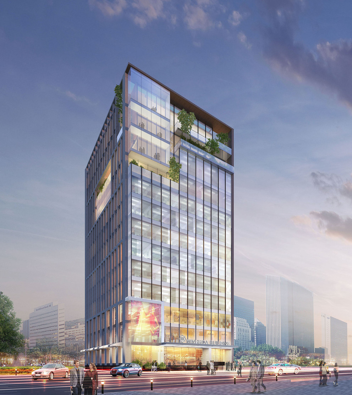 Eurowindow trúng thầu dự án văn phòng cho thuê và trung tâm thương mại TTG Tower