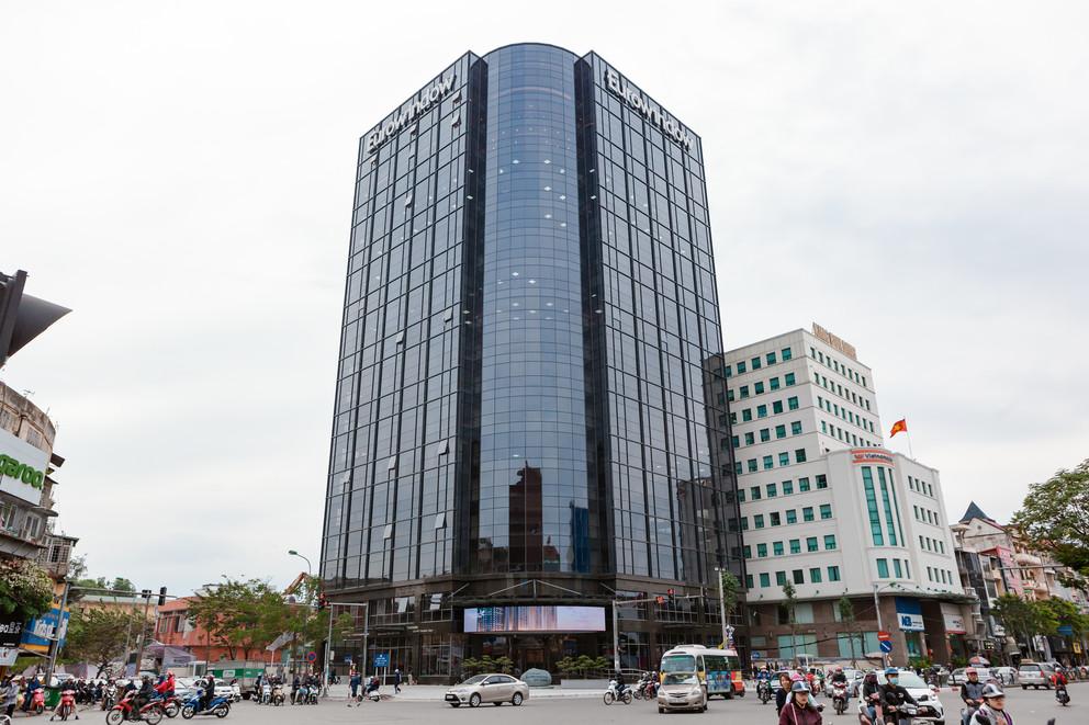 Eurowindow chuyển trụ sở về Tòa nhà Văn phòng Eurowindow Office Building