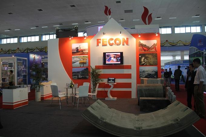 FECON tham dự triển lãm Vietconstech 2014