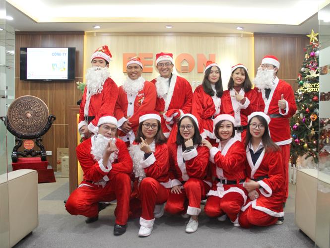 Tổ chức Giáng Sinh 2018