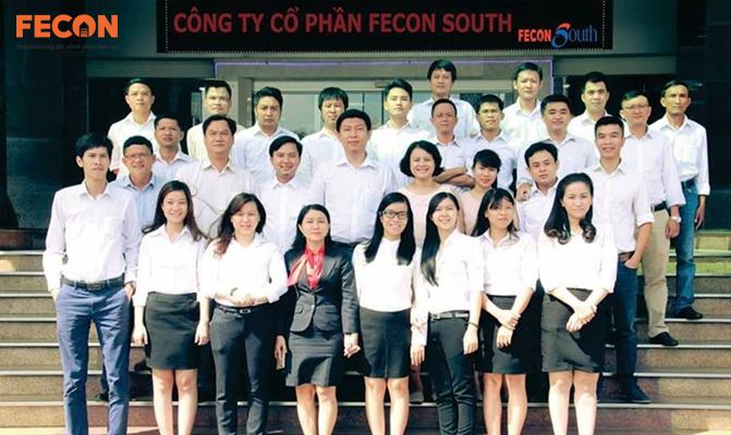 FECON SOUTH - Gala Tổng kết năm 2017