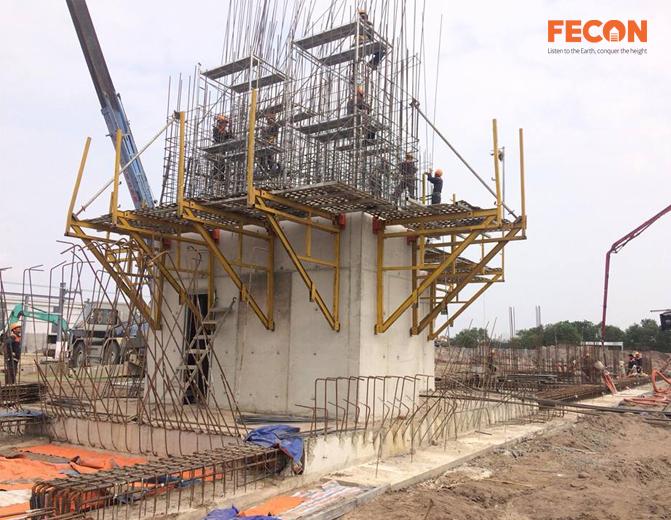 FECON trúng thêm nhiều gói thầu lớn, trị giá 500 tỷ đồng