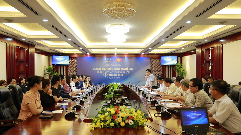 FLC dự kiến đầu tư dự án 5.000 tỷ đồng tại Nghệ An