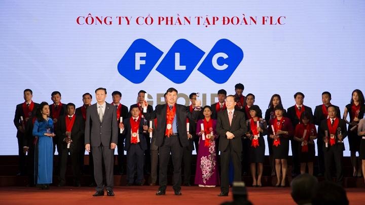 FLC đạt danh hiệu Thương hiệu mạnh Việt Nam  2016
