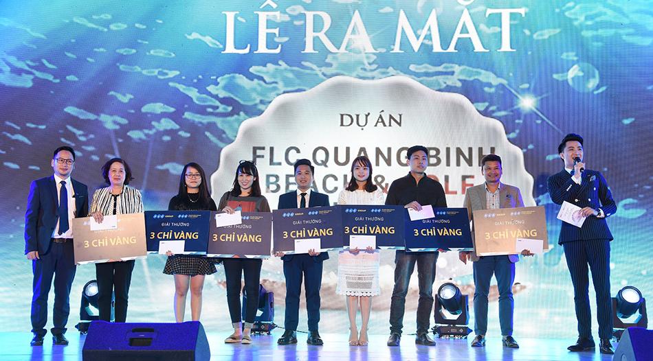 """Bùng nổ với """"đại tiệc"""" FLC Quangbinh Beach & Golf Resort tại Hà Nội"""