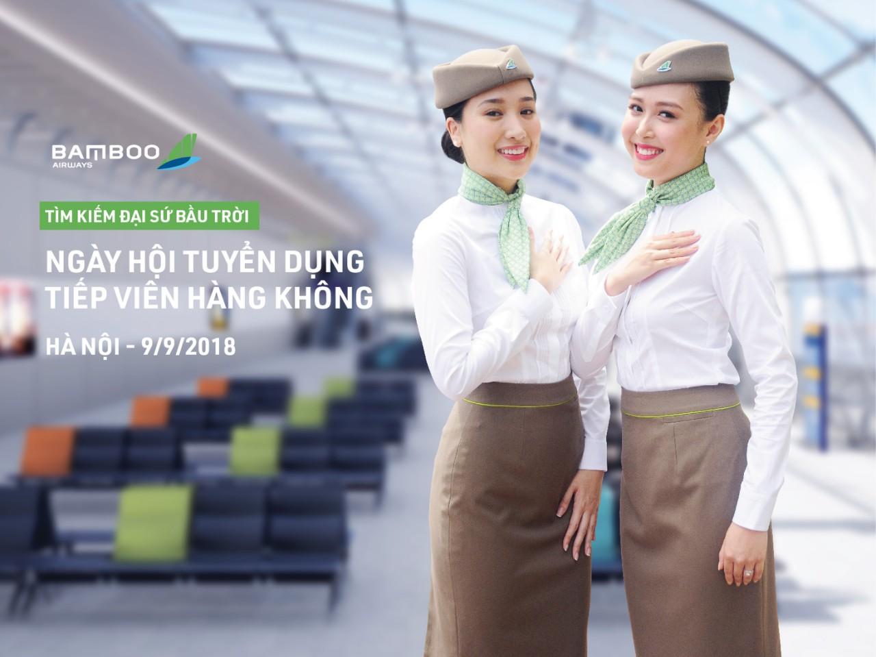 BAMBOO AIRWAYS TIẾP TỤC HÀNH TRÌNH TÌM KIẾM ĐẠI SỨ BẦU TRỜI TẠI HÀ NỘI