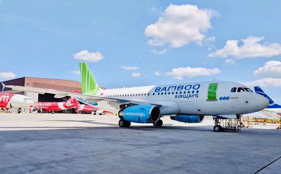 BAMBOO AIRWAYS - THÔNG BÁO TUYỂN DỤNG PHI CÔNG VỊ TRÍ CƠ TRƯỞNG & CƠ PHÓ A320/A321