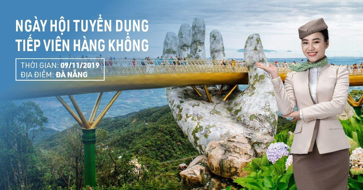 Bamboo Airways - Tuyển Dụng Tiếp Viên Hàng Không Tại Đà Nẵng