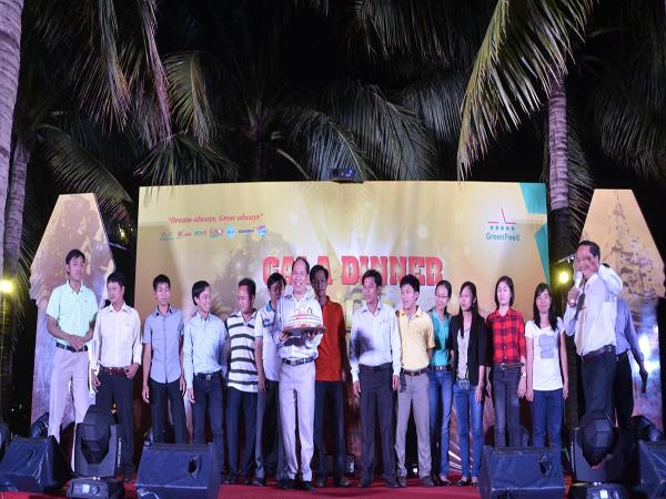 GreenFeed Việt Nam tổ chức hội nghị Sales toàn quốc 2014
