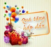 Quà tặng khuyến khích thành tích và nổ lực 5 tháng đầu năm 2014