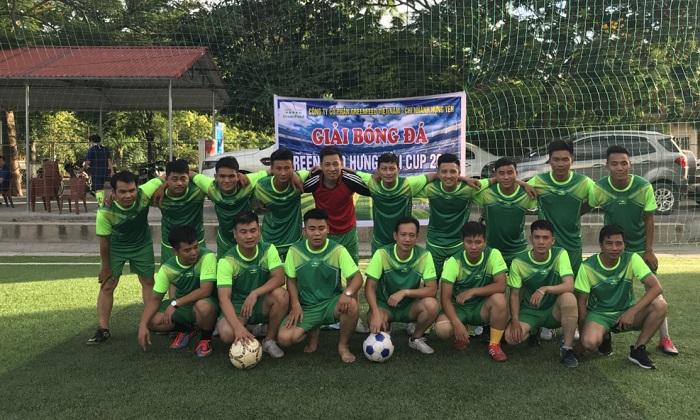 """Khởi động Giải bóng đá """"GreenFeed Hưng Yên Cup 2018"""""""