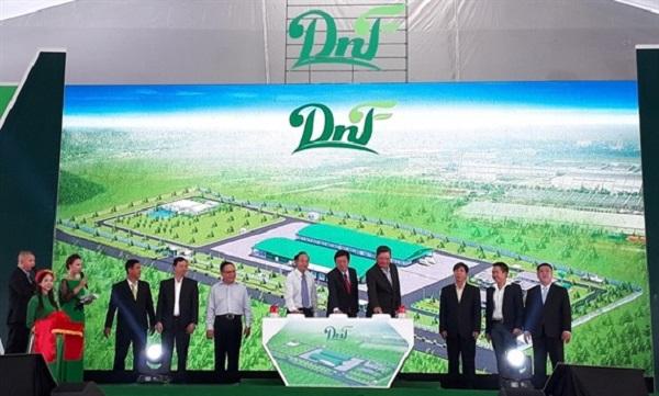 """Chào mừng mảnh ghép cuối cùng """"Nhà máy Chế biến Thực phẩm Đồng Nai"""" khép kín chuỗi thực phẩm sạch 3F Plus của GreenFeed Việt Nam"""