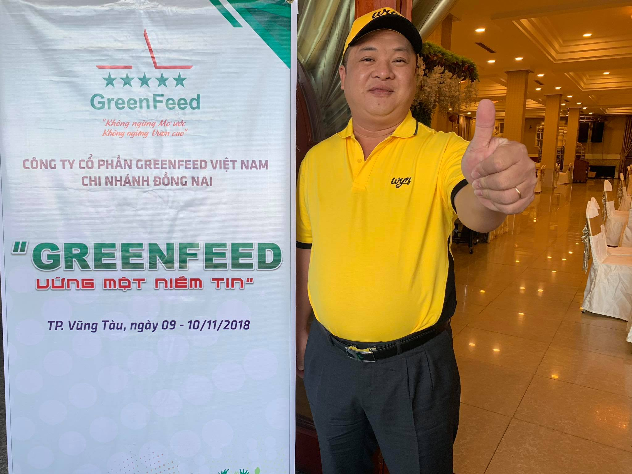 Team Building GreenFeed Đồng Nai: Cháy hết mình cùng thành phố biển
