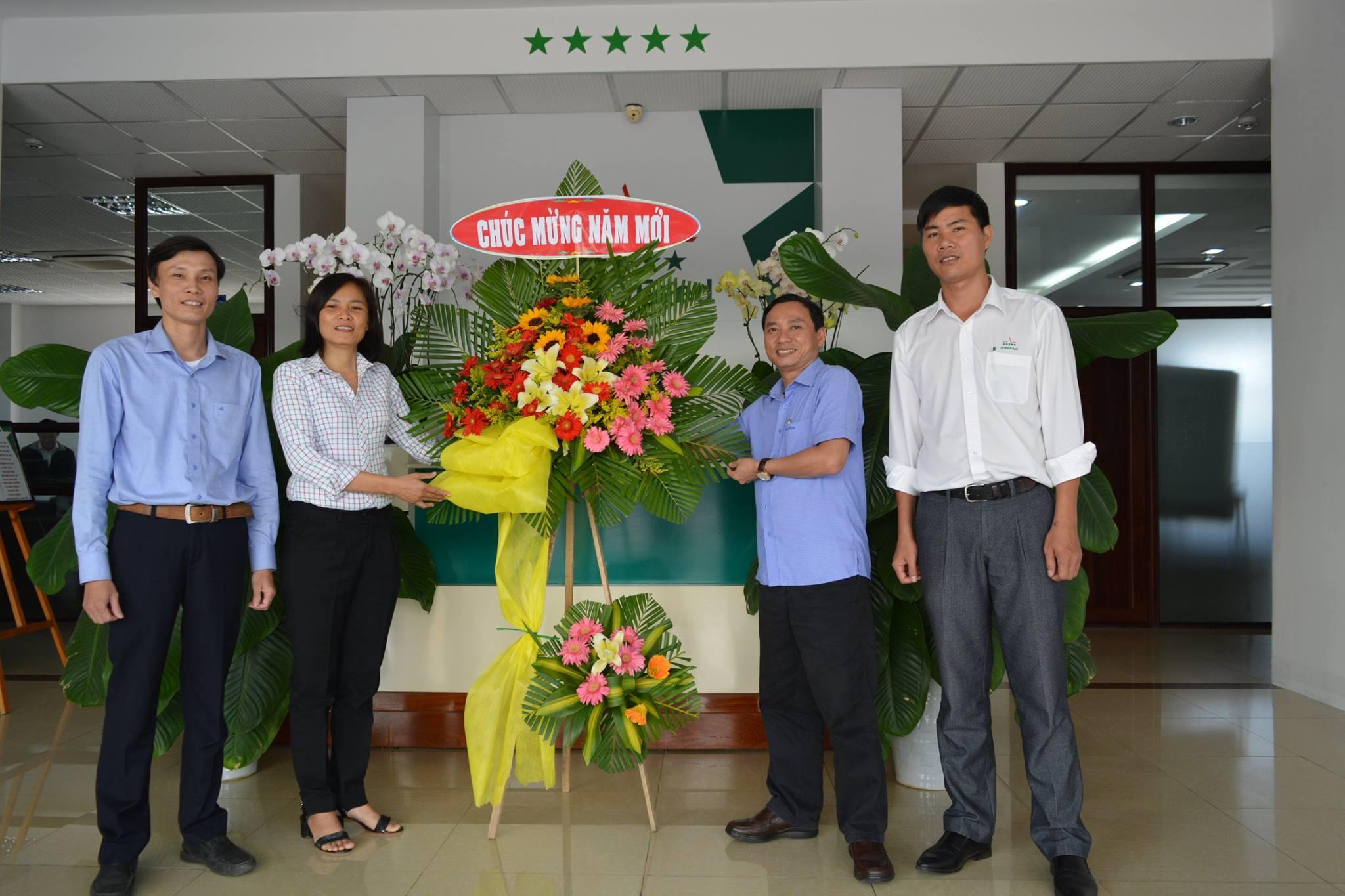Buổi trải nghiệm của sinh viên trường Cao đẳng Kinh tế Kỹ thuật Quảng Nam tại nhà máy GreenFeed Bình Định