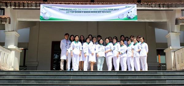 Hội thi phân cấp điều dưỡng năm 2017