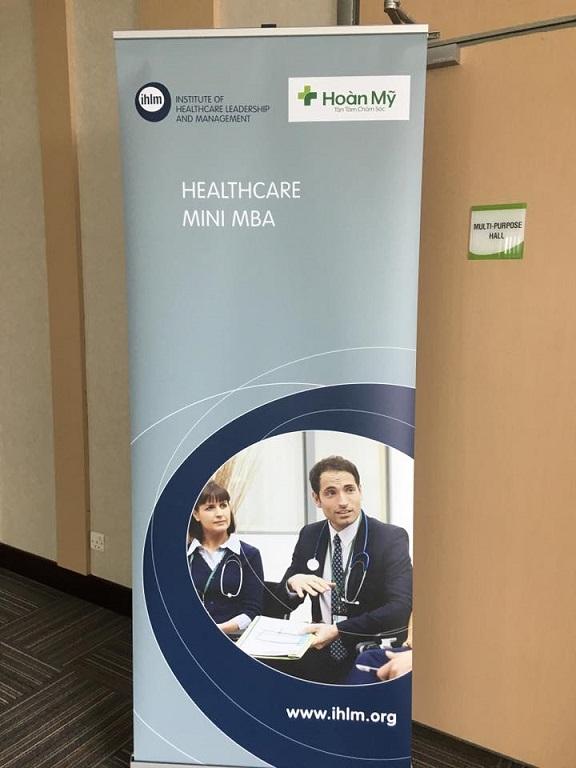 Khóa học Healthcare Mini MBA