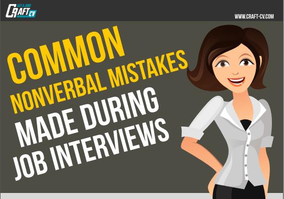 Common non-verbal mistakes